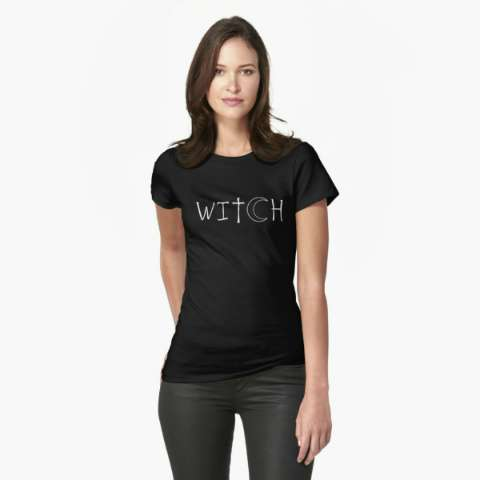 Witch Halloween Party Witchcraft T Shirt